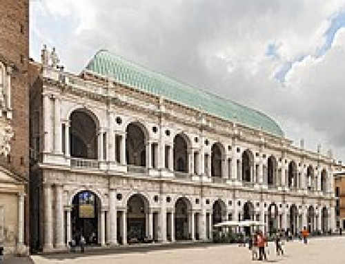 VICENZA, UN ITINERARIO PALLADIANO – Andrea Mattiello
