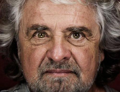 BEPPE GRILLO, FONDATORE DEL MOVIMENTO 5 STELLE – Paolo Giannone