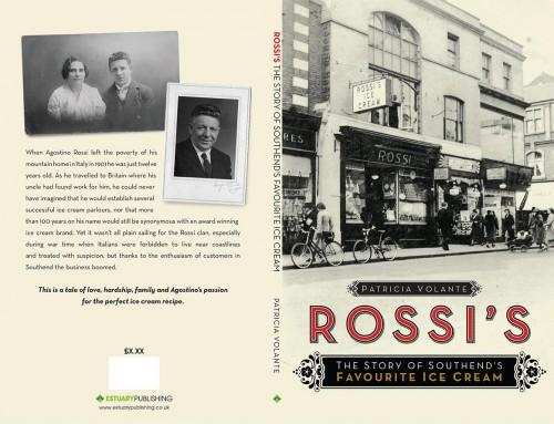 LA FAMIGLIA ROSSI, LA STORIA DEL GELATO PREFERITO DI SOUTHEND – Patricia Volante
