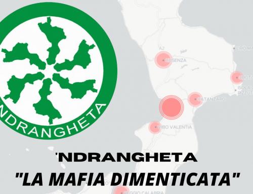 'NDRANGHETA, THE FORGOTTEN MAFIA – Paolo Giannone